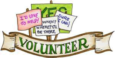 Appealing for more parent volunteers