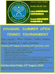 YTC poster open